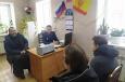 В Цивильском межмуниципальном филиале ФКУ УИИ УФСИН России по Чувашской Республике - Чувашии прошла встреча со священнослужителем