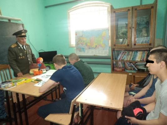В следственном изоляторе №2 УФСИН Чувашии организована комплексная работа с несовершеннолетними