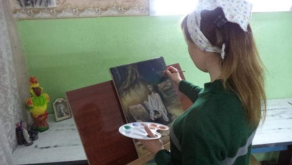 Конкурс православной иконописи осужденных «Канон» в исправительных учреждениях Чувашии