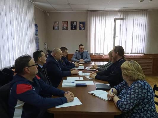 В исправительной колонии № 4 УФСИН Чувашии состоялось заседание Попечительского совета